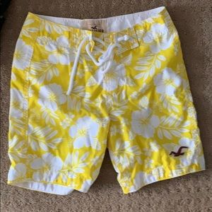 Hollister men swim shorts